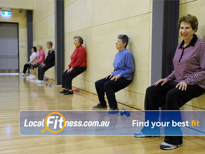 Boroondara Sports Complex Gym Ivanhoe  | Enjoy over 60 classes per week inc. Balwyn