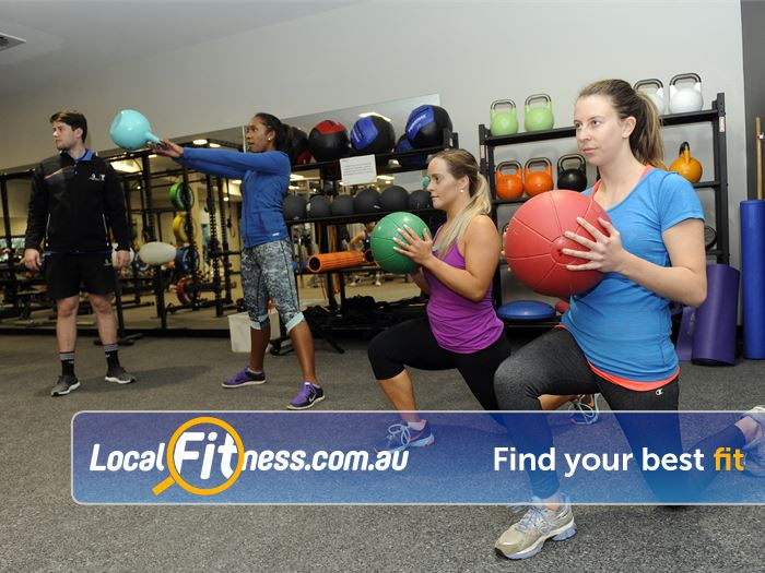 Boroondara Sports Complex Gym Doncaster East  | Introducing Result based training in our new functional