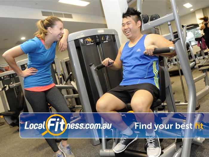 Boroondara Sports Complex Mont Albert North Gym Fitness Our Balwyn gym team are always