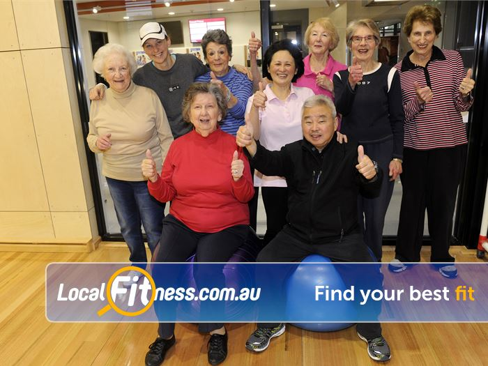 Boroondara Sports Complex Balwyn North Gym Fitness BSC provides programs for all