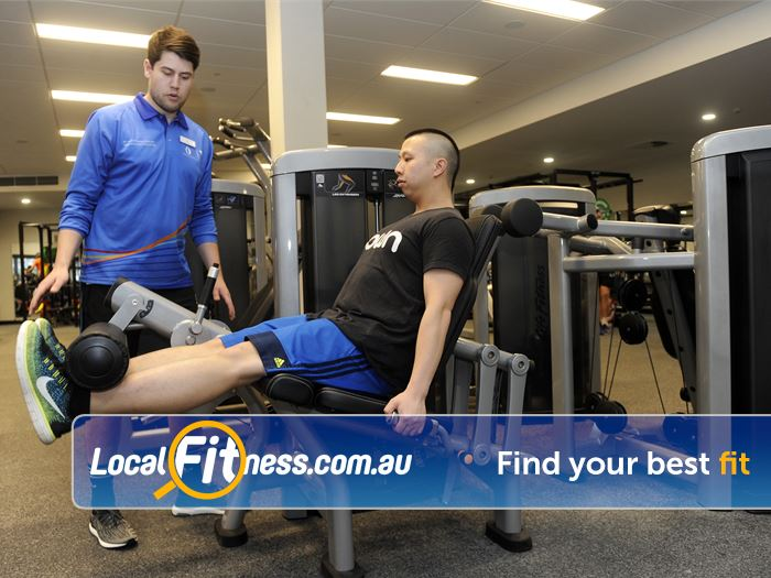 Boroondara Sports Complex Balwyn North Gym Fitness Our Balwyn gym includes only