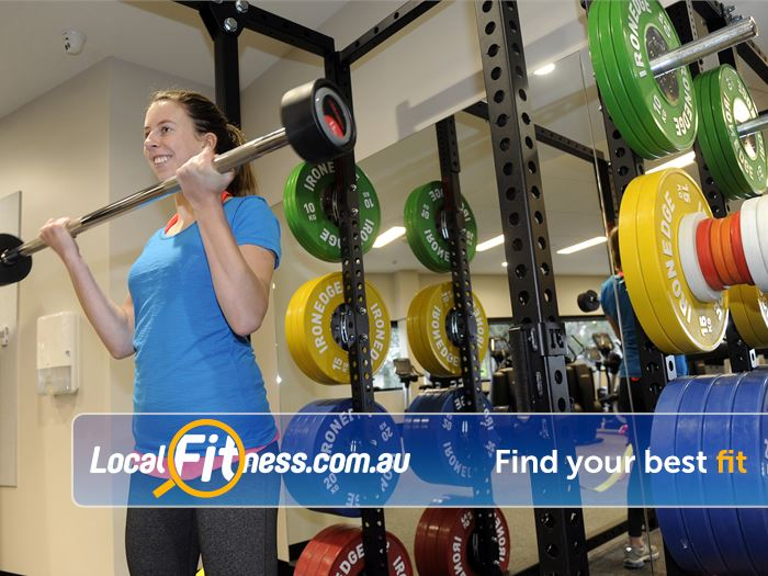Boroondara Sports Complex Bulleen Gym Fitness Fully equipped freew-weights