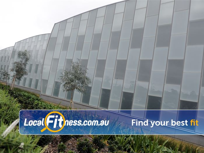 Boroondara Sports Complex Mont Albert North Gym Fitness The $13.5 million dollar
