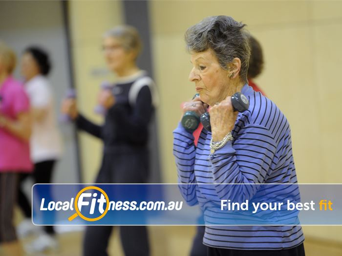 Boroondara Sports Complex Balwyn North Gym Fitness We cater for everyone from