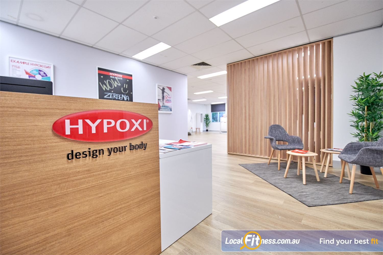 HYPOXI Weight Loss Camberwell Our HYPOXI coaches will provide on-going support to reach your goals.