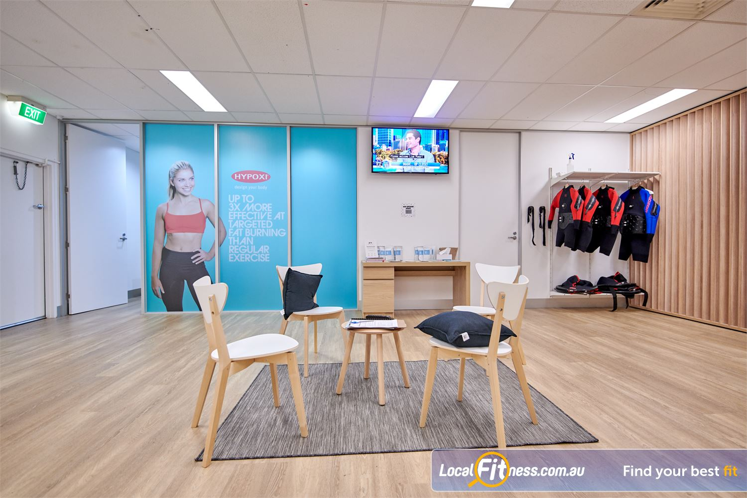 HYPOXI Weight Loss Camberwell Say goodbye to cellulite and stubborn fat at our Camberwell weight-loss studio.