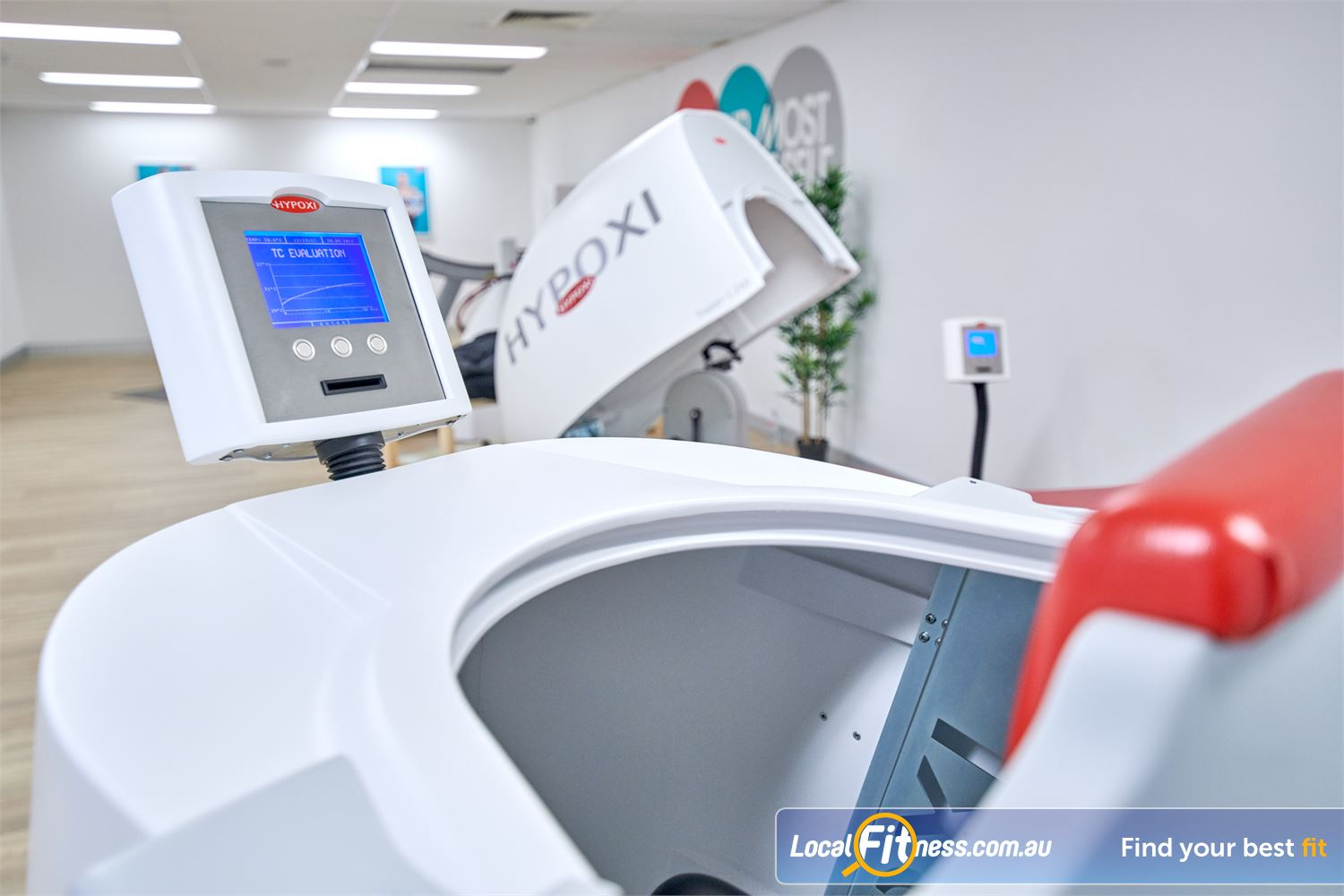 HYPOXI Weight Loss Camberwell Our state of the art HYPOXI machines will monitor your fat-loss progress.