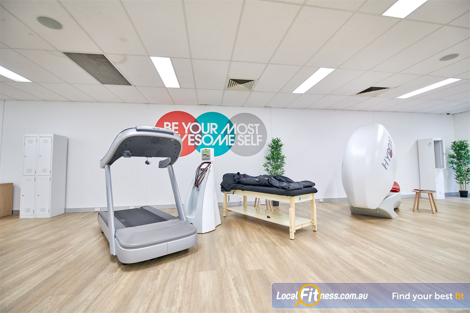 HYPOXI Weight Loss Camberwell The HYPOXI method will provide cellulite reduction in Camberwell.