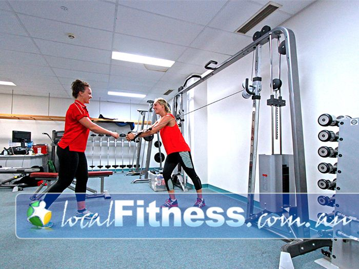 Healthstream Caulfield Tailored service with daily workouts and gym challenges.