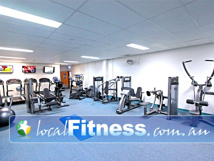 Healthstream Near Glen Huntly Fully equipped with commercial grade gym equipment.