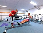 Healthstream Gardenvale Gym Fitness Incorporate rowing into your