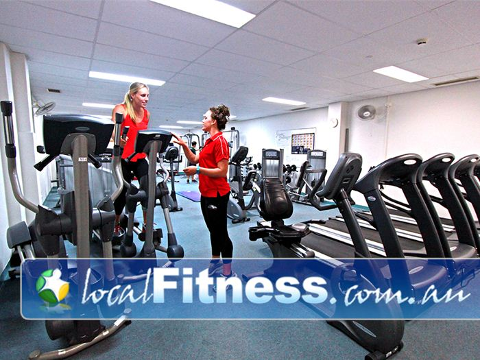 Healthstream Caulfield Caulfield gym instructors can tailor a cardio solution to suit you.