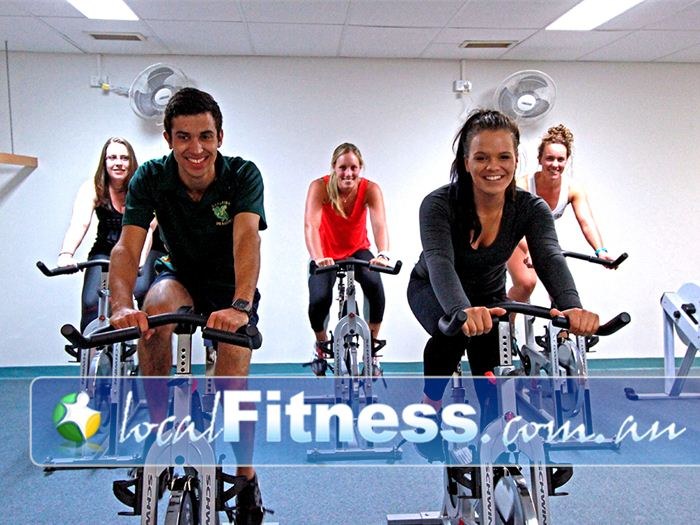 Healthstream Near Glen Huntly Caulfield spin cycle classes in our aerobics studio.