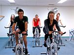 Healthstream Glen Huntly Gym Fitness Caulfield spin cycle classes in