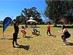 Healthstream Glen Huntly Gym Fitness Enjoy the fresh air and