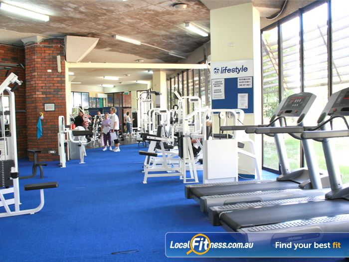 Lifestyle Fitness Gym Boronia