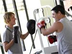 Lifestyle Fitness Mulgrave Gym  Incorporate boxing into your gym