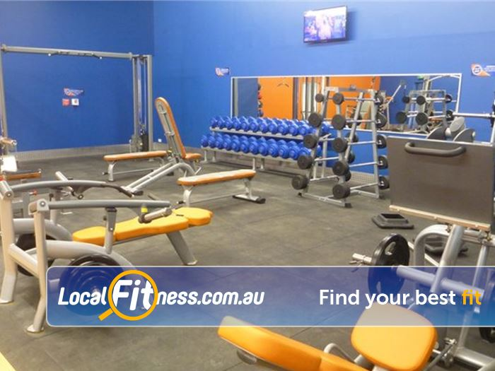 Plus Fitness 24/7 Epping Welcome to Plus Fitness 24 hours gym Epping - Your Local Gym.