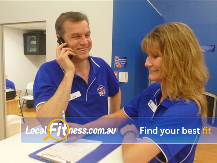 Plus Fitness 24/7 Gym Meadowbank  | Our friendly Epping gym team are ready to