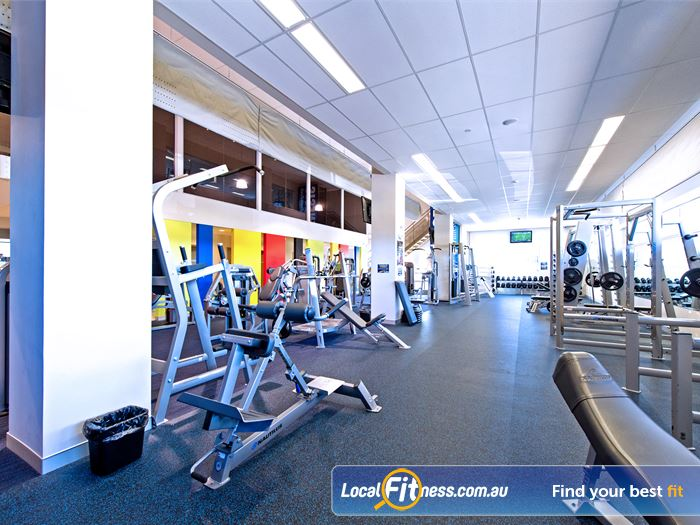 Genesis Fitness Clubs Gym Baulkham Hills    Genesis Parramatta gym is located in the old