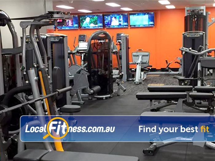 Stepz Fitness 24/7 Thornleigh Welcome to the Stepz Fitness 24/7 Thornleigh gym.