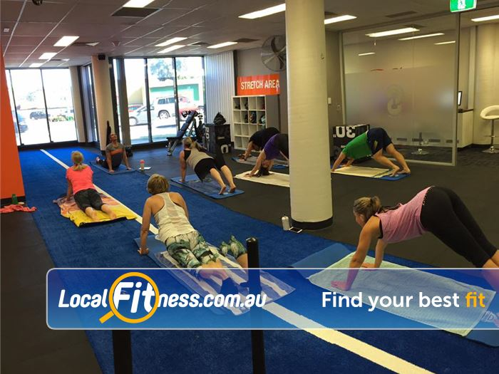 Stepz Fitness 24/7 Gym Kellyville    Popular classes inc. Thornleigh Pilates and more.
