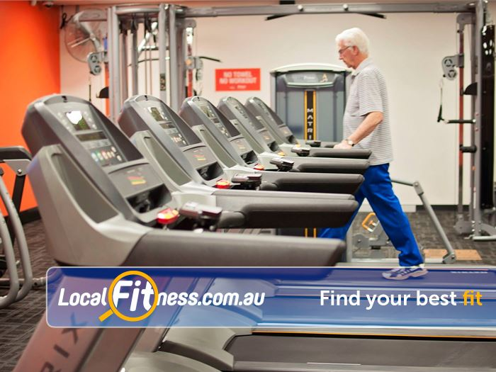 Stepz Fitness 24/7 Thornleigh Enjoy 24/7 Thornleigh gym access when you want.