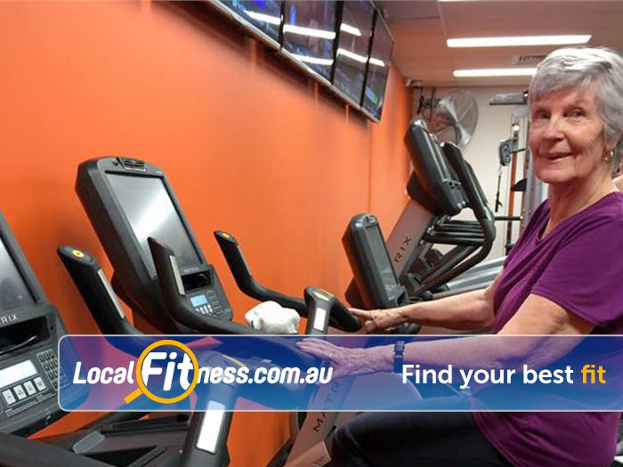 Stepz Fitness 24/7 Near Westleigh No matter your age or fitness level, Stepz Fitness Thornleigh welcomes you.