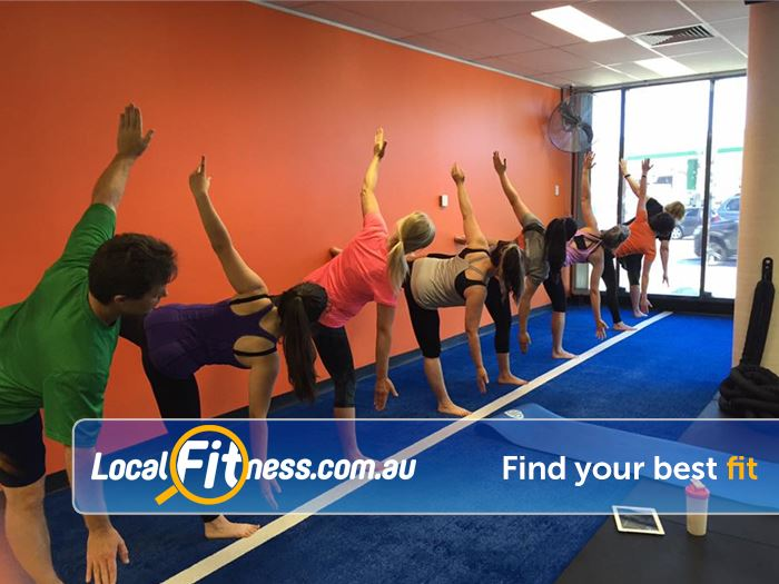 Stepz Fitness 24/7 Thornleigh A group fitness community provides a fun and enjoyable atmosphere.