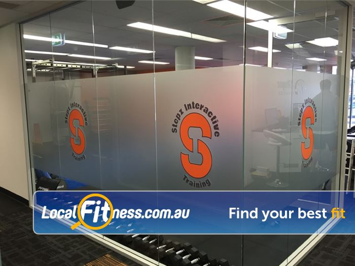 Stepz Fitness 24/7 Near Westleigh Stepz Interactive Training is our functional training studio.