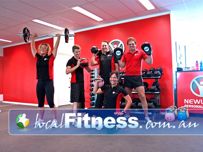 New Level Personal Training Near Newtown At New Level Personal Training Newtown, we look after your No. 1 asset!