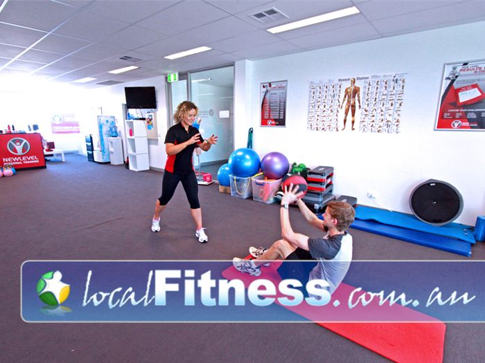 New Level Personal Training Near Moolap We keep you motivated to ensure you are accountable for your AMAZING results!