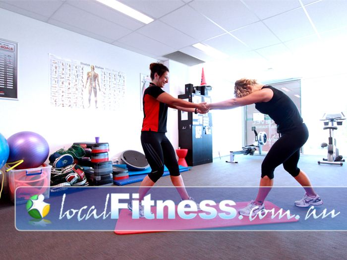 New Level Personal Training Geelong To ensure our Newtown personal training studio doesn't become like a gym, we keep things personal.