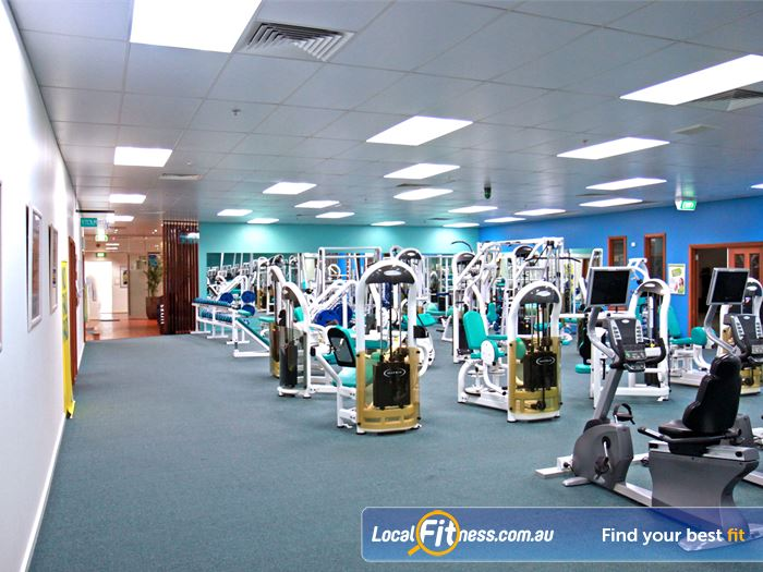 Fernwood Fitness Gym Holden Hill  | Fernwood Salisbury gym is conveniently located in the