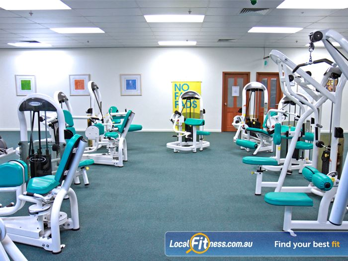Fernwood Fitness Gym Salisbury  | Not all women's strength training is equal. Equipment