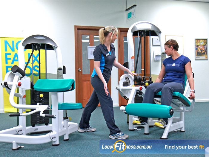 We have the right Salisbury gym equipment to help with women's weight loss  and strength.