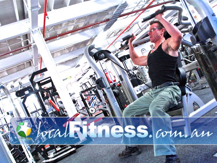 Muscle & Body Shape Gym Gym Prahran  | The latest up-to-date gym equipment.