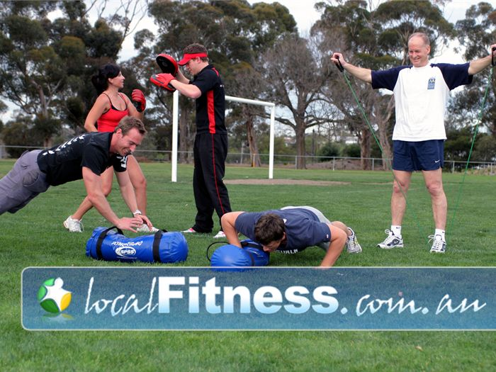 New Level Personal Training Yarraville Our group training sessions are fun and varied.