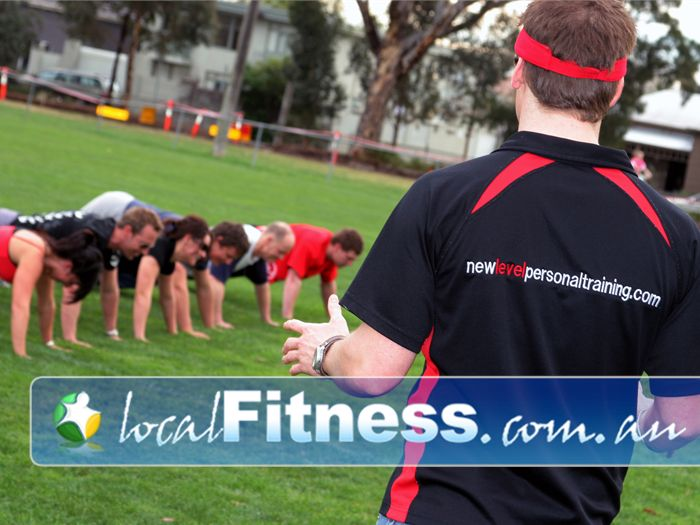 New Level Personal Training Near Spotswood Our group training sessions keep everyone involved and accountable.
