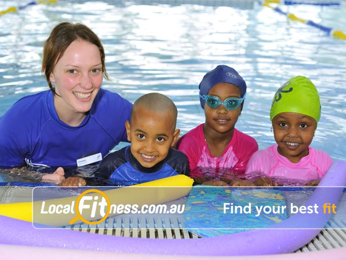 Collingwood Leisure Centre - Yarra Leisure Gym Carlton North  | Collingwood swim school programs are great for all