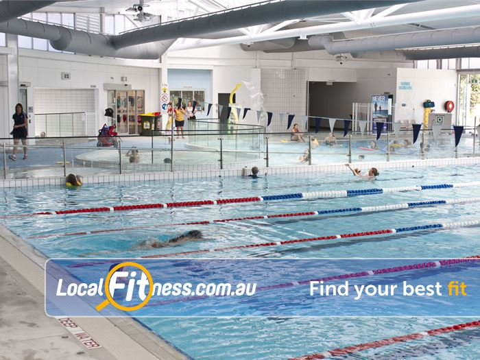 Collingwood Leisure Centre - Yarra Leisure Near Northcote The 25 min indoor Collingwood swimming pool.