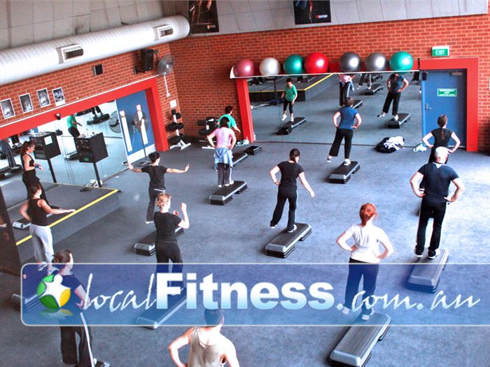 Collingwood Leisure Centre - Yarra Leisure Near Fairfield Over 64 group fitness classes per week for the community.