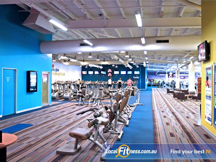Goodlife Health Clubs Gym Bardon  | Enjoy a time-efficient workout with our Goodlife Jindalee