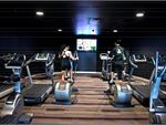 Goodlife Health Clubs Mount Ommaney Gym Fitness A cinematic atmosphere -