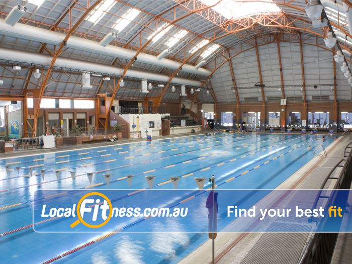 Richmond Recreation Centre - Yarra Leisure Richmond Gym Sports Enjoy lap swimming in our