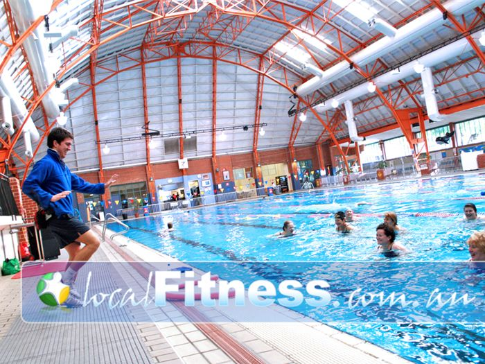 Richmond Recreation Centre - Yarra Leisure Swimming Pool Melbourne  | Try one of our many aquatic programs.