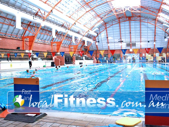Richmond Recreation Centre Yarra Leisure Swimming Pool Near South Yarra The Pool Is Perfect