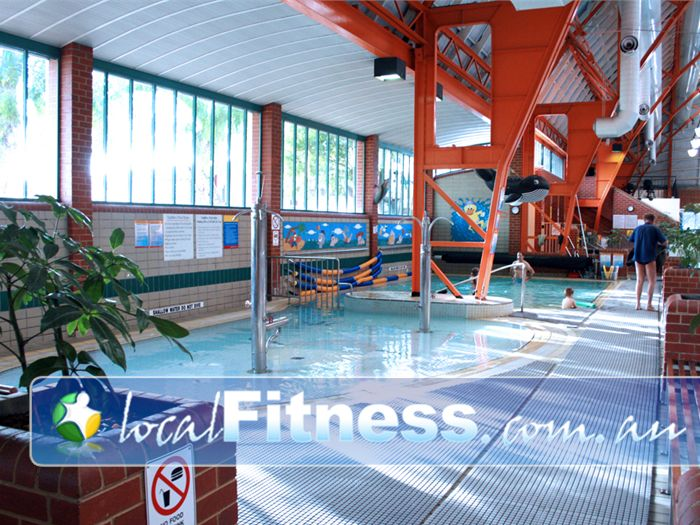 Richmond Recreation Centre Yarra Leisure Toddler Pool Richmond A Separate Pool For The Kids