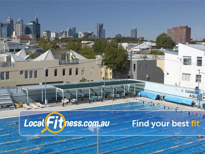 Fitzroy Swimming Pool - Yarra Leisure Swimming Pool Melbourne  | The popular outdoor Fitzroy swimming pool.