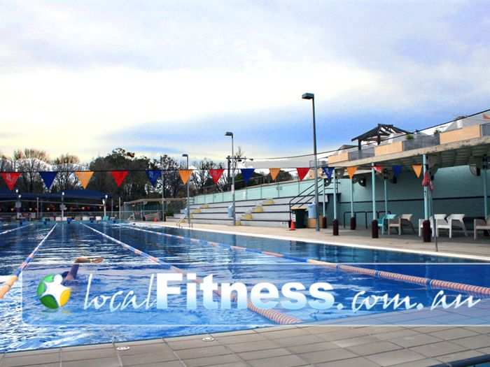Fitzroy Swimming Pool - Yarra Leisure Swimming Pool Melbourne  | Join our many squad and Fitzroy swim school